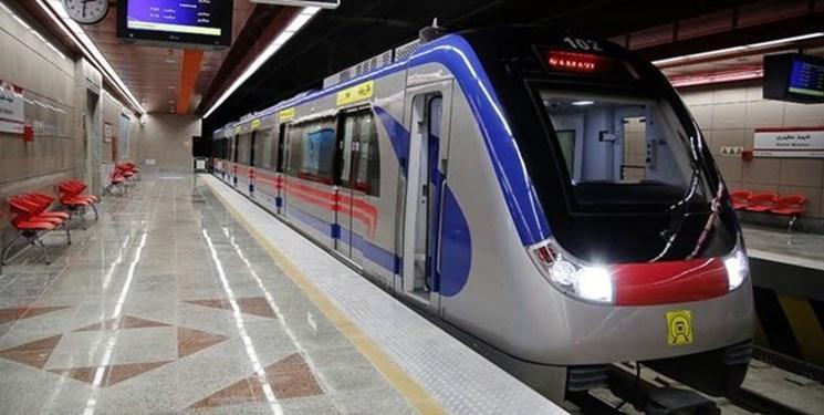 اتصال برج میلاد به بازار تهران با راه اندازی ایستگاه مولوی