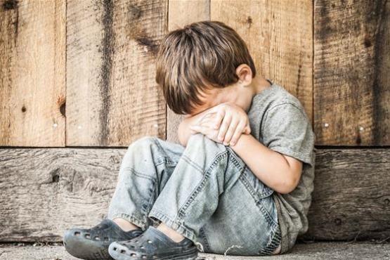 هر هشت دقیقه یک کودک انگلیسی بی خانمان می گردد