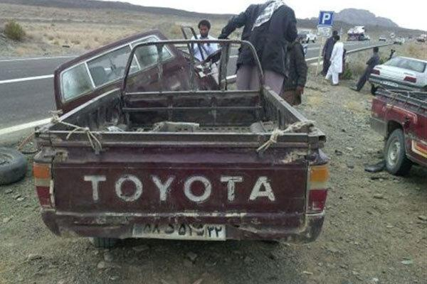تصادف خونین در جاده سراوان؛ 28 کشته