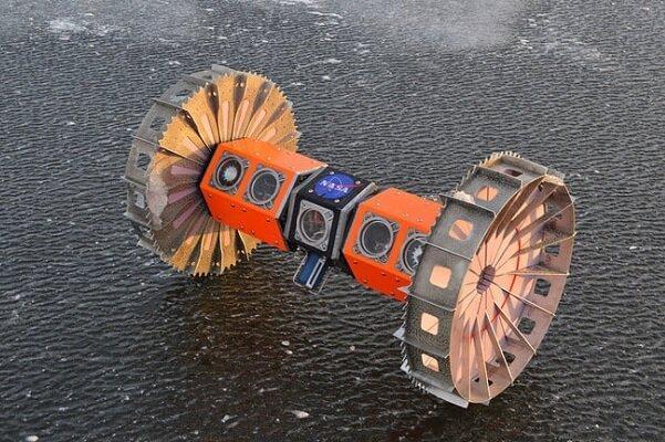 ربات زیرآبی ناسا اقیانوسهای دیگر سیارات را رصد می نماید
