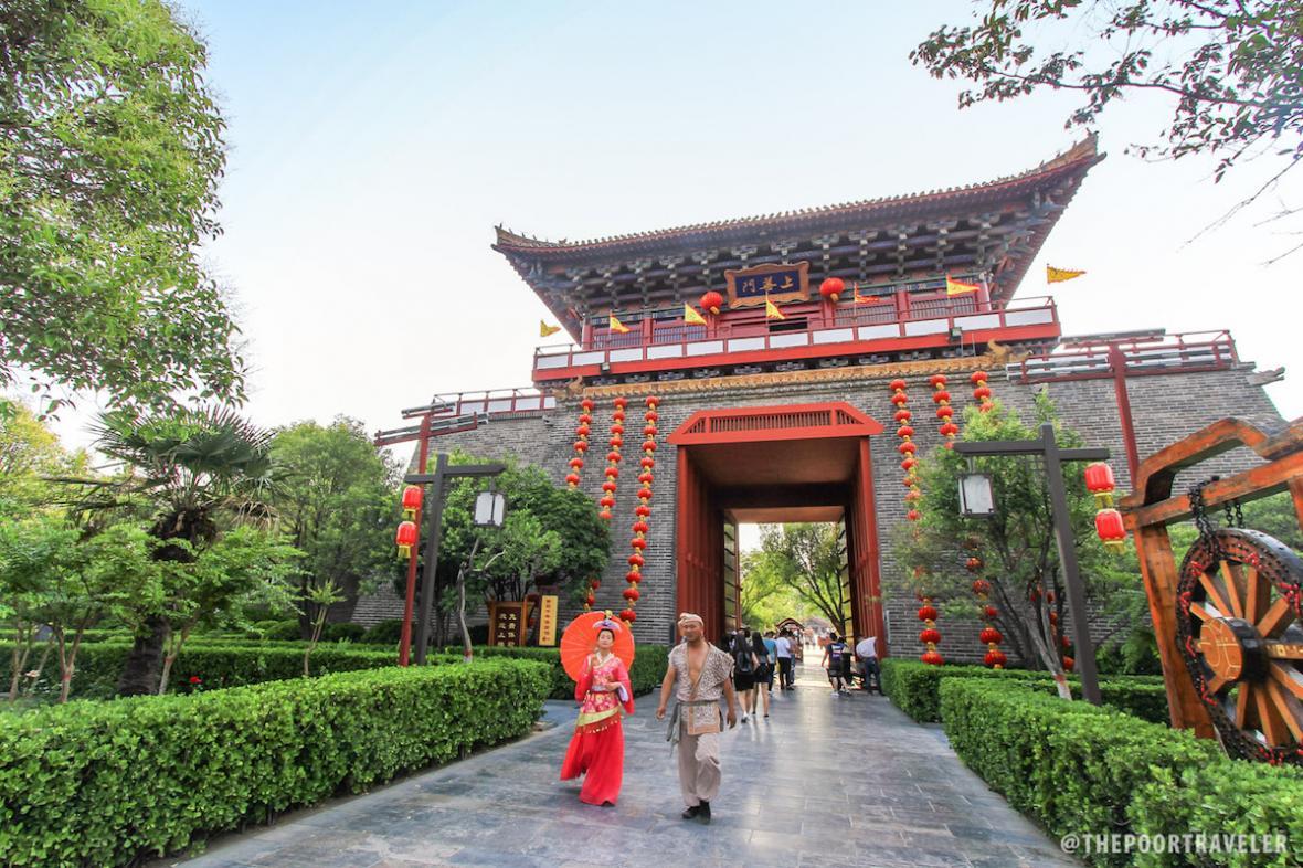 شهرهای باستانی کشور چین