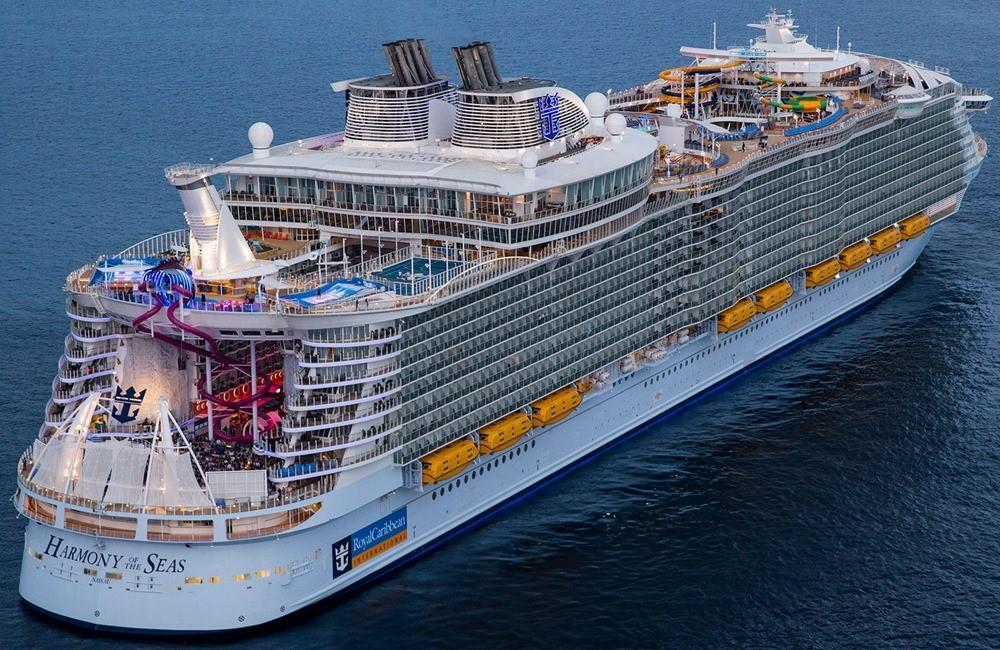 امکانات کشتی کروز MS Harmony of the Seas
