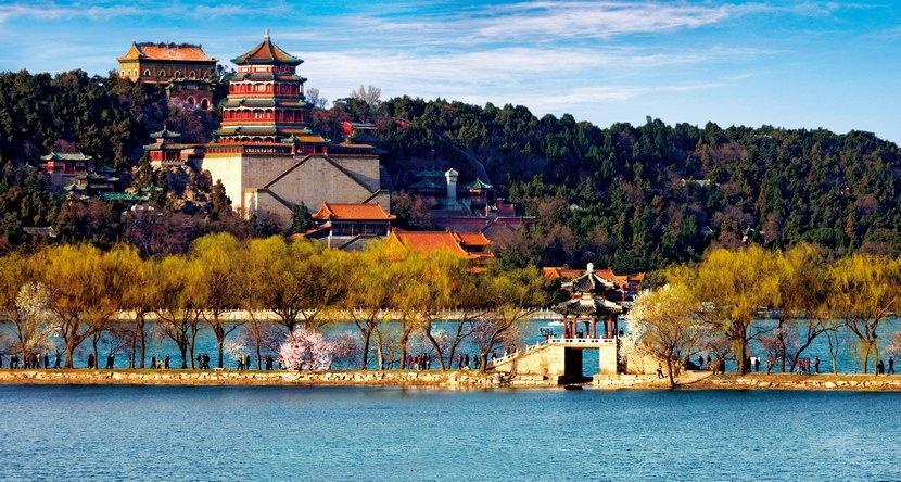 معرفی قصر تابستانی چین