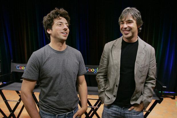 بنیانگذاران گوگل شرکت آلفابت را ترک می نمایند