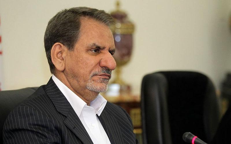 اسحاق جهانگیری: تهران محدودیتی برای توسعه مناسبات خود با بیشکک ندارد