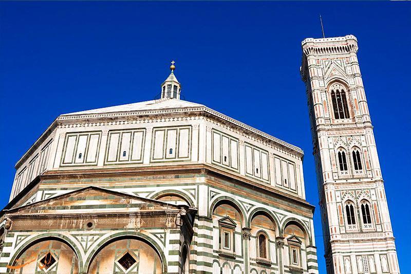 بنای فلورانس, قدیمی ترین بنای این شهر اروپایی