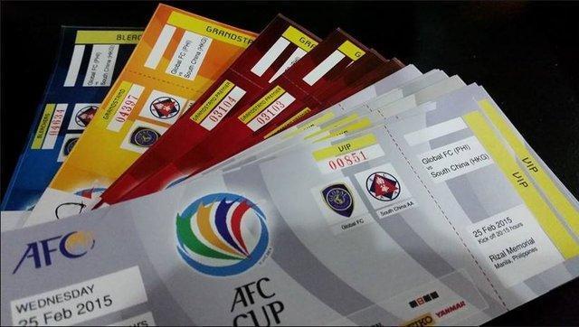 اطلاعیه فدارسیون درباره فروش بلیت جام ملت های آسیا