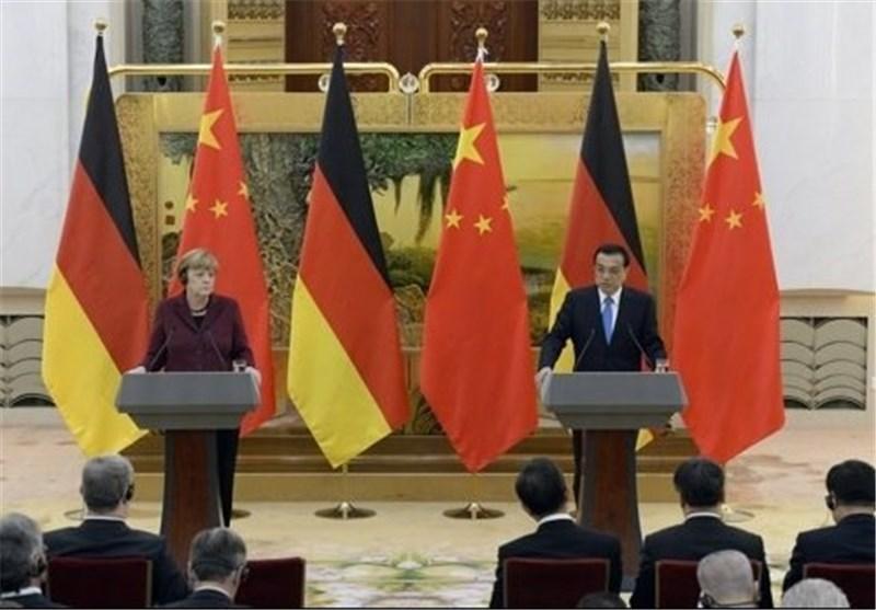 توافق چین و آلمان برای همکاری در حل بحران سوریه