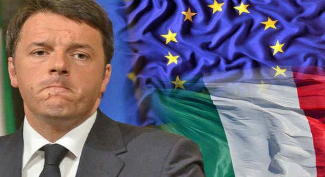 اعلام نتایج همه پرسی در ایتالیا، نخست وزیر استعفا کرد