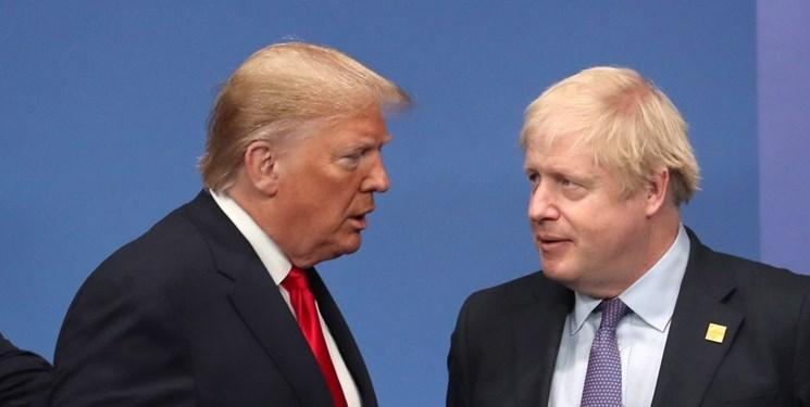 مقام سابق آمریکایی: توافق تجاری انگلیس و آمریکا در گرو لغو برجام توسط لندن است