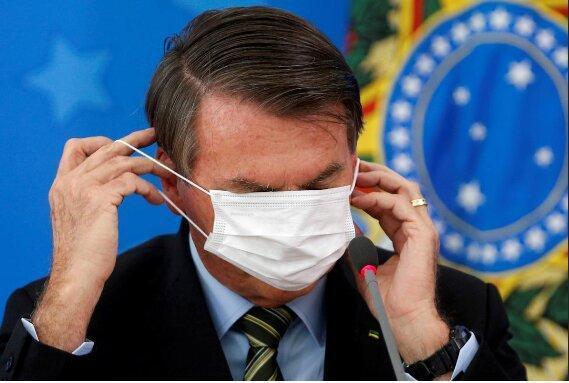 اختصاص بودجه جنگی برزیل برای مقابله با کرونا