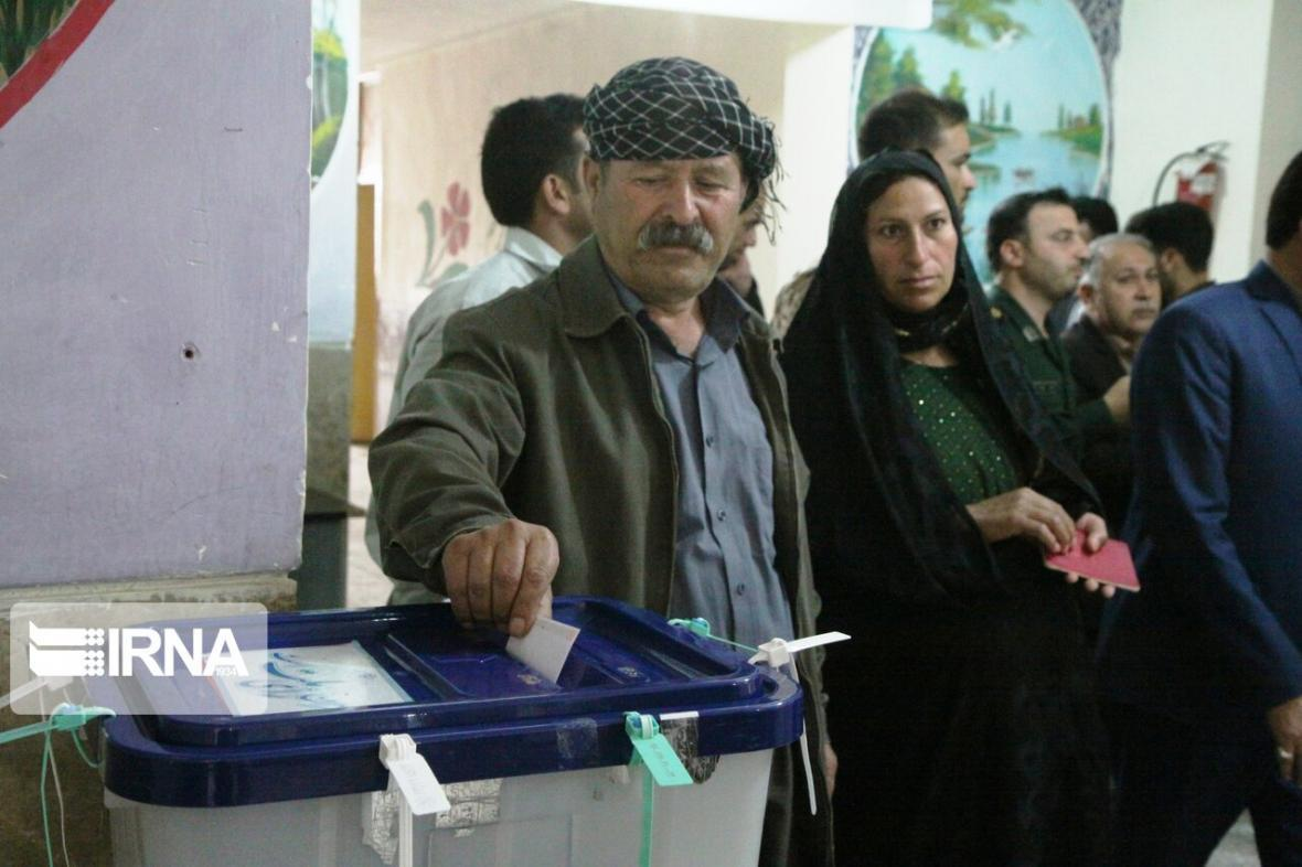خبرنگاران نتایج انتخابات در حوزه انتخابیه کرمانشاه اعلام شد