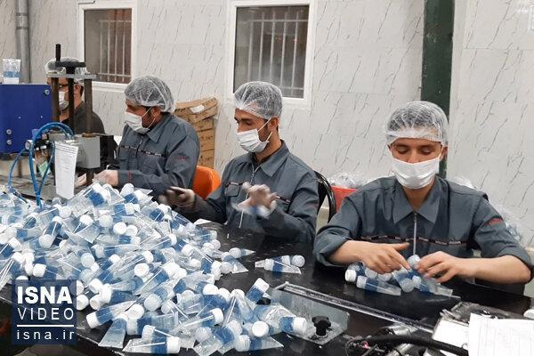 توزیع 1000 بسته اقلام بهداشتی در اولین روز فعالیت سامانه فروش آنلاین اقلام کرونایی در سمنان