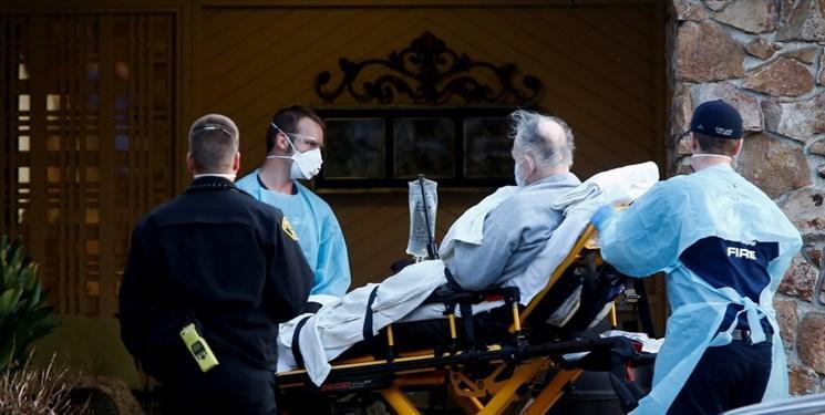 تلفات کرونا در آمریکا به بیش از 4000 نفر رسید