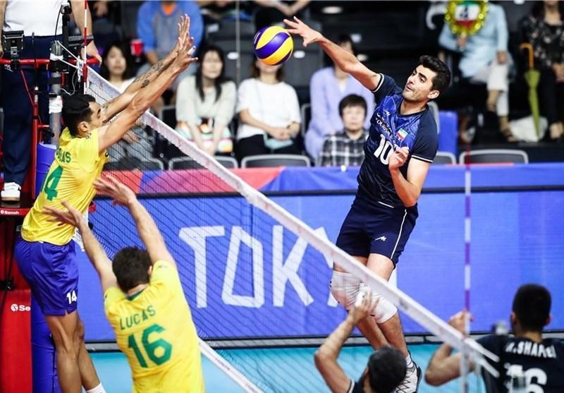 برنامه لیگ ملت های والیبال سال 2021؛ میزبانی ایران از برزیلی ها