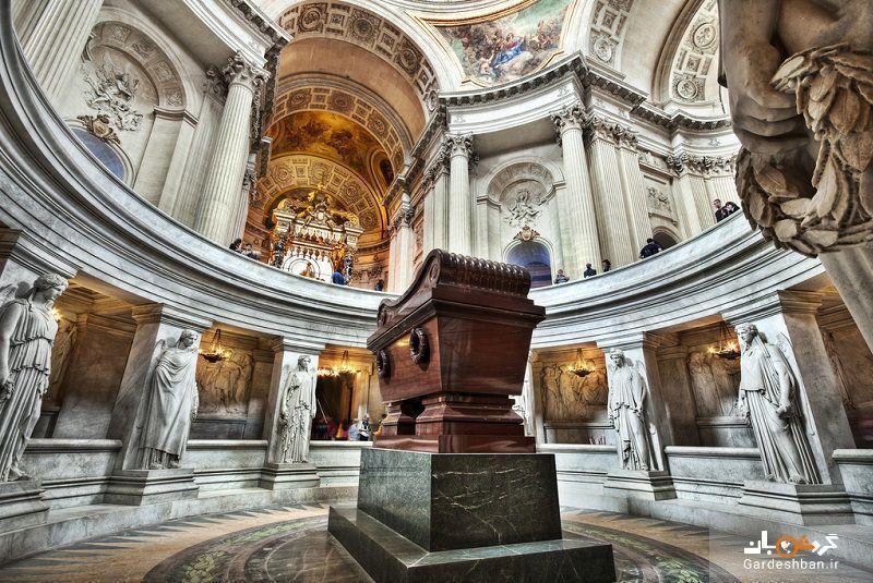 مقبره ناپلئون، امپراطور عظیم فرانسه، عکس