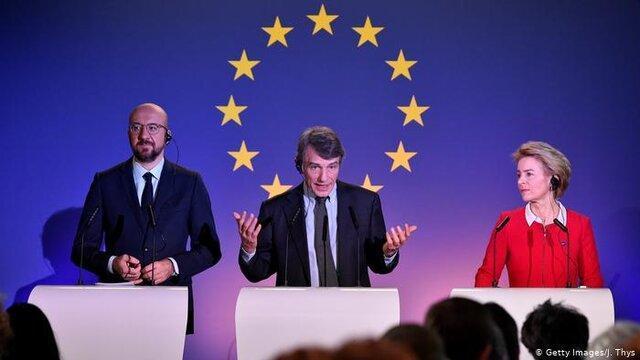 اتحادیه اروپا در شرایط شکننده ای واقع شده است