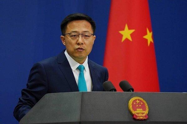 پکن: همکاری با ایران در چارچوب قوانین بین المللی و قانونی است