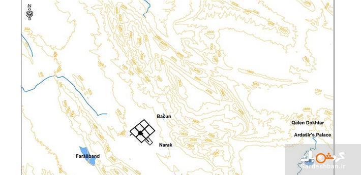 کشف شهری عظیم از دوره ساسانی در فارس