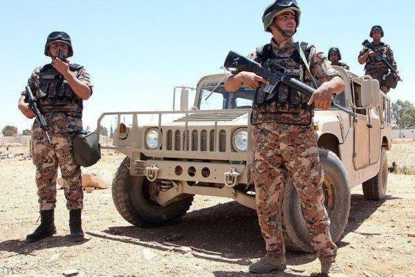 خنثی شدن عملیات گسترده عناصر وابسته به داعش در اردن