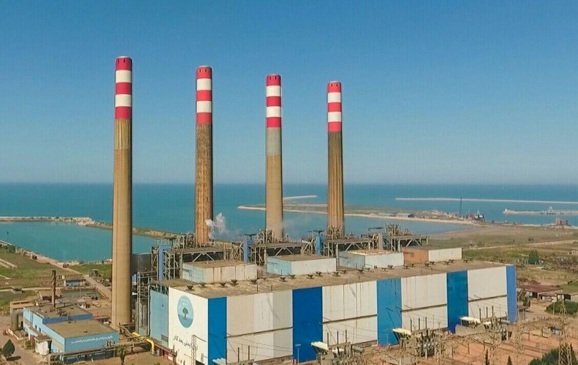 خبرنگاران واحد یک بخاری نیروگاه نکا به شبکه سراسری برق پیوست