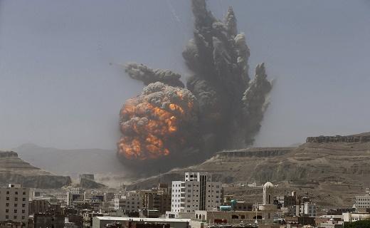 آمار جدید از توحش رژیم سعودی در بمباران یمن
