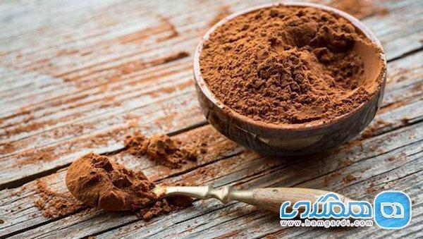 کاکائو خام برای برطرف خستگی مبتلایان به کووید19 مفید است!
