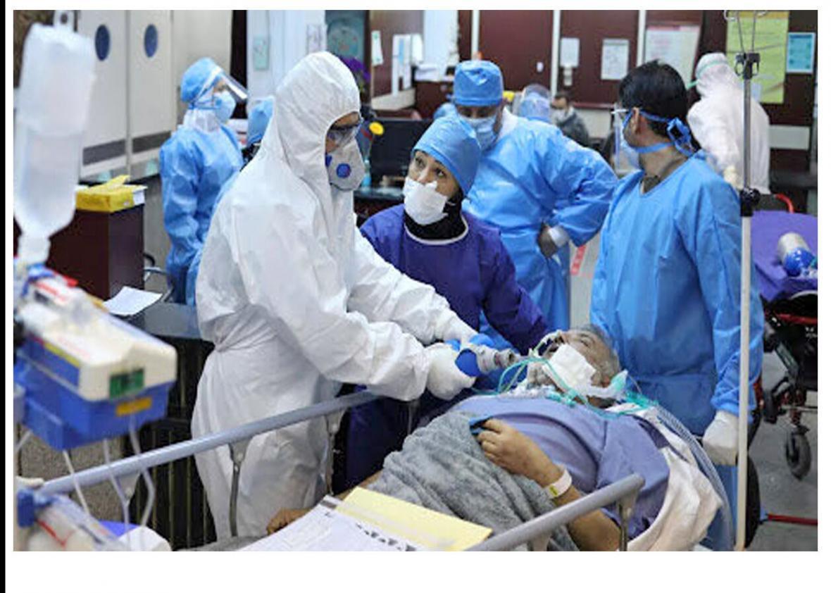 خبرنگاران 70 بیمار کرونایی در البرز بستری شدند