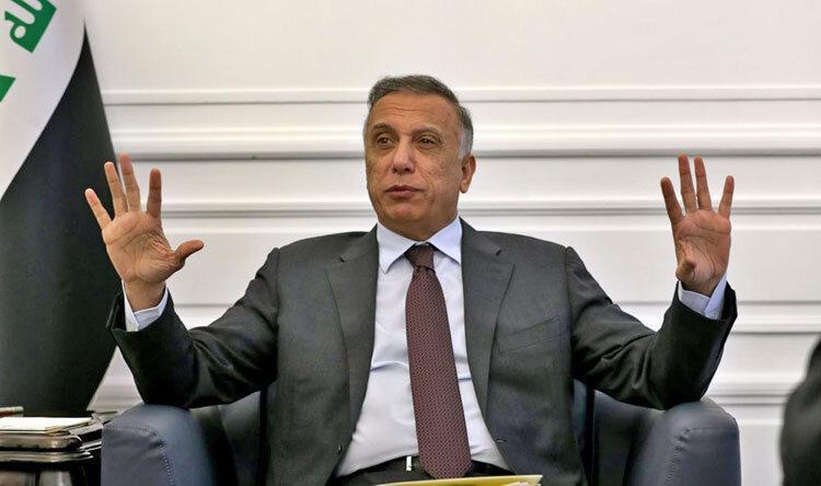 نخست وزیر عراق: قرار نیست بغداد پستچی ایران و آمریکا باشد