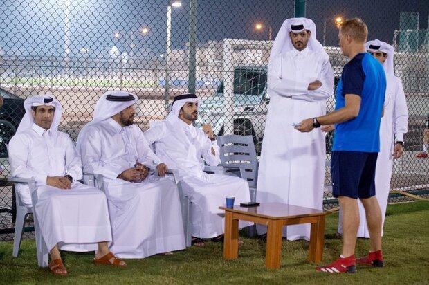 احتمال برکناری سرمربی تیم ترابی و محمدی در قطر قوت گرفت
