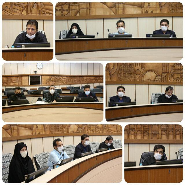 موافقت شورای شهرستان با الحاق بخش مرکزی به شهر یزد