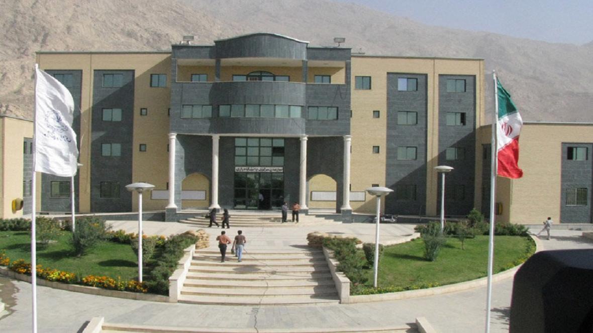 فضا های کالبدی ساخته شده در دانشگاه رازی سه برابر میانگین دانشگاه های کشور