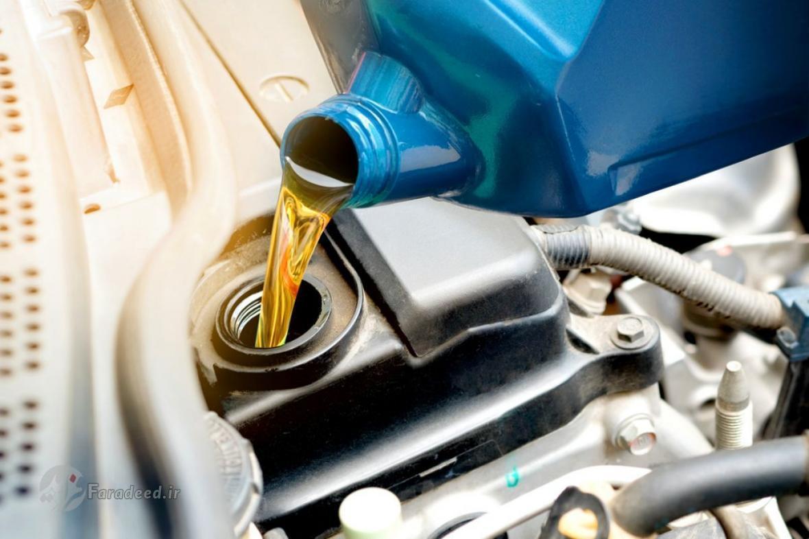 علت تعویض روغن موتور در فواصل تعیین چیست؟
