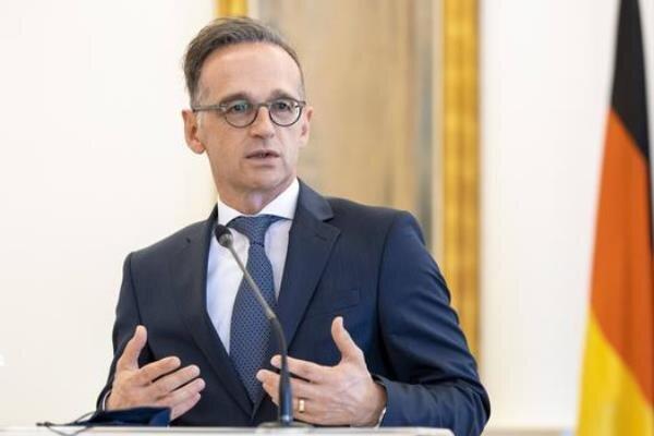 هایکو ماس: آلمان خواستار روابط خوب با روسیه است
