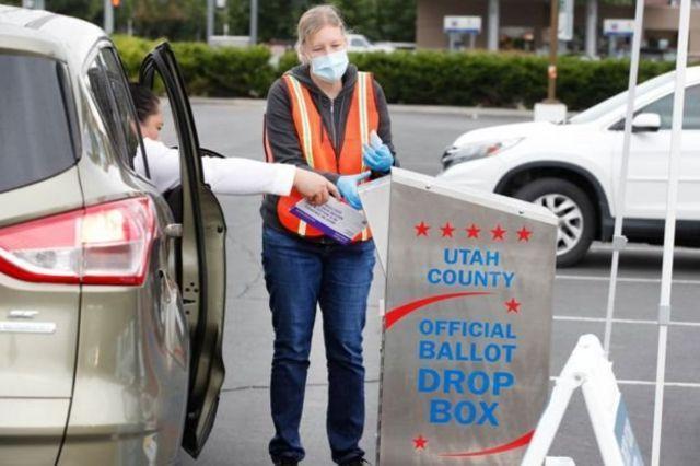 10 میلیون آمریکایی پستی رای دادند ، افزایش مشارکت نسبت به 2016