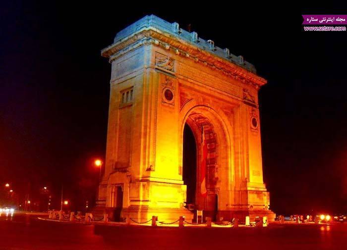 چرا باید به بخارست پایتخت رومانی بروید؟