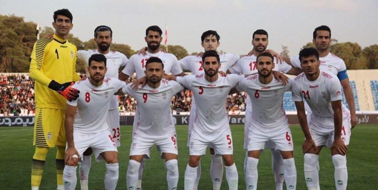 رده بندی فیفا؛ رده ایران بدون تغییر ماند