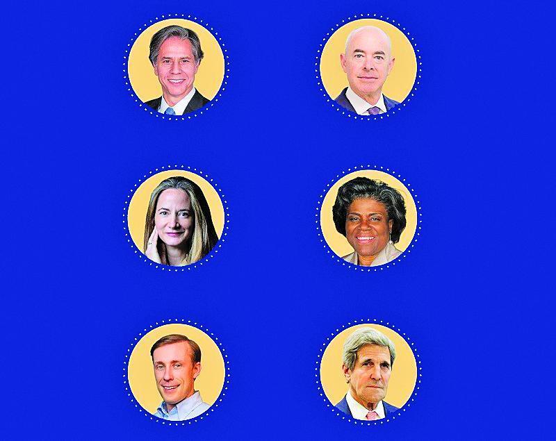 مأموریت سخت کابینه دیپلمات ها، زنان و مهاجرین