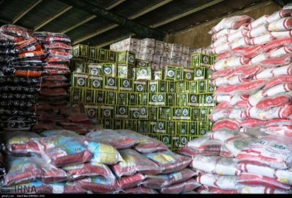 خبرنگاران کشف احتکار یک میلیارد تومان مواد غذایی در الیگودرز