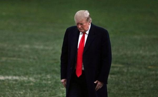 ترامپ: در انتخابات تقلب شد ، از دیوان عالی ناامید شدم