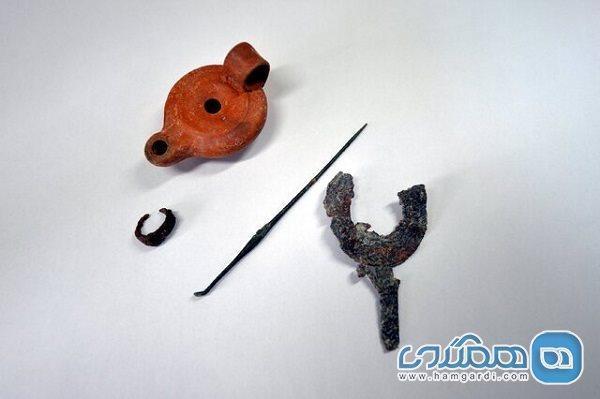 اعلام کشف آثار 1800 ساله در قبری در ترکیه