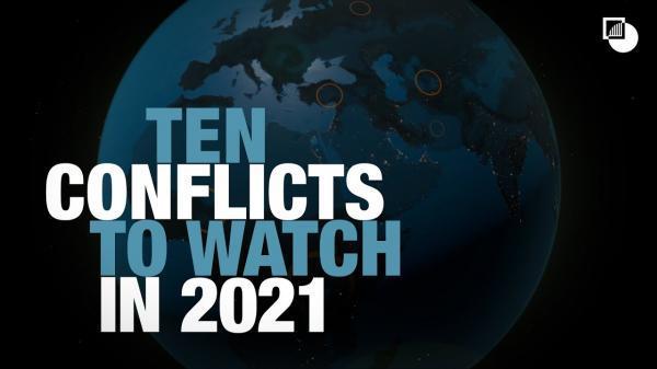 سایه جنگ بر سر 4 کشور در سال 2021