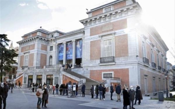 افزایش آثار زنان در مهمترین موزه هنر در مادرید