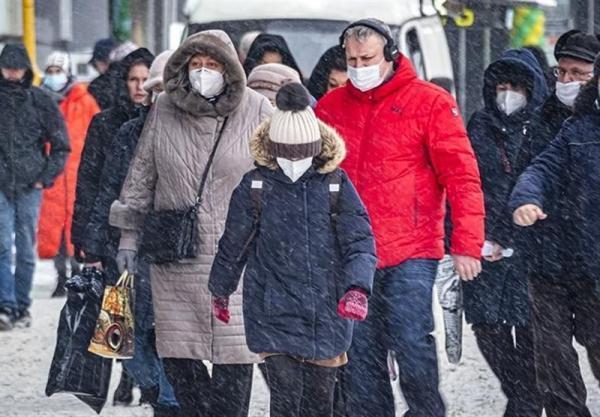 شمار مبتلایان به کرونا در روسیه از 3 میلیون و 800 هزار نفر گذشت