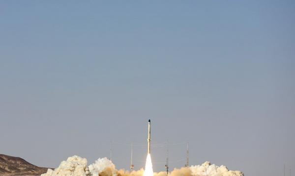 (تصاویر) پرتاب ماهواره بر ذوالجناح