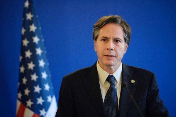 اظهارات بلینکن درباره یورش به کنگره اقدامات آمریکا