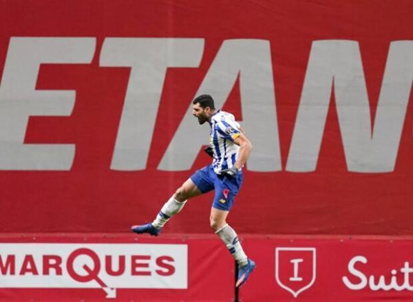 مهدی طارمی در ترکیب تیم منتخب هفته هجدهم لیگ پرتغال