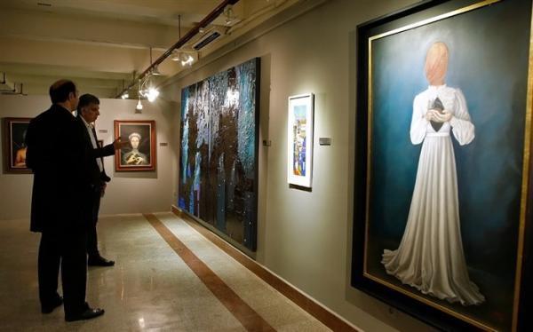 سیزدهمین جشنواره هنرهای تجسمی وارد مرحله جدیدی شد