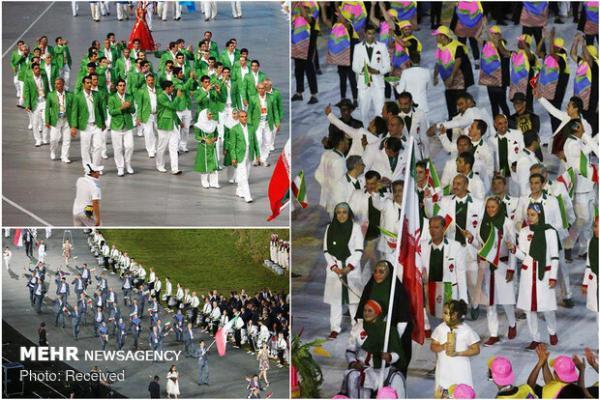 رونمایی از لباس کاروان المپیک ایران در نشست سرانجام سال وزیر و روسا