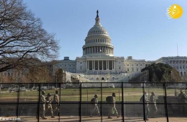 تیراندازی در ساختمان کنگره آمریکا